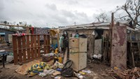 Vanuatu residents return to damaged homes