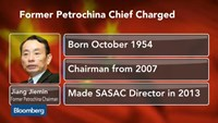 Former PetroChina chairman faces graft charges