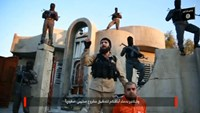 Islamic State video purports to show Kurdish peshmerga beheadings