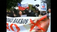 Chilean Catholics protest naming of local bishop
