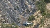 Germanwings crash in France
