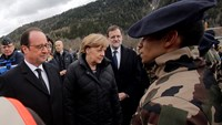Hollande, Merkel, Rajoy seek to repatriate bodies of plane crash dead