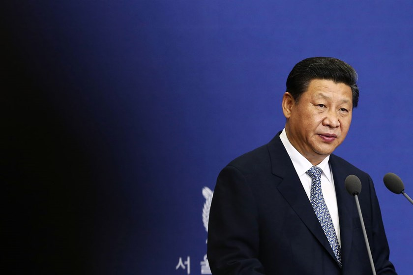 Chinese President Xi Jinping. Photo credit: Bloomberg