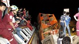 More than 50 injured in train crash in Thailand's Ayutthaya province