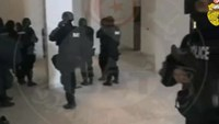 Video shows anti-terror squad in Tunis museum shoot-out