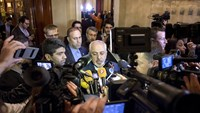 'Every indication that we can in fact move forward' - Iranian FM