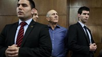 Ex-Israeli PM Olmert convicted in another corruption case
