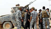 Iraqi forces press ahead with Tikrit offensive