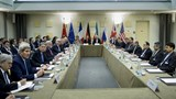 Iran sanctions complicate nuclear talks at deadline