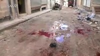 Blood spills in Idlib as IS claims ground near Damascus