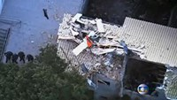 Helicopter falls on house in Sao Paulo killing four