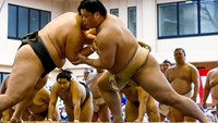 Clash of the titans in Japan