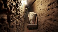 Mexican military halt drug tunnel construction near U.S. border
