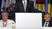 Obama: Days of U.S. 'meddling with impunity' in hemisphere are over