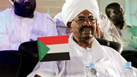 With no real opposition, Sudan's Bashir confident of election victory