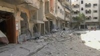 UN pledges action over Syria camp