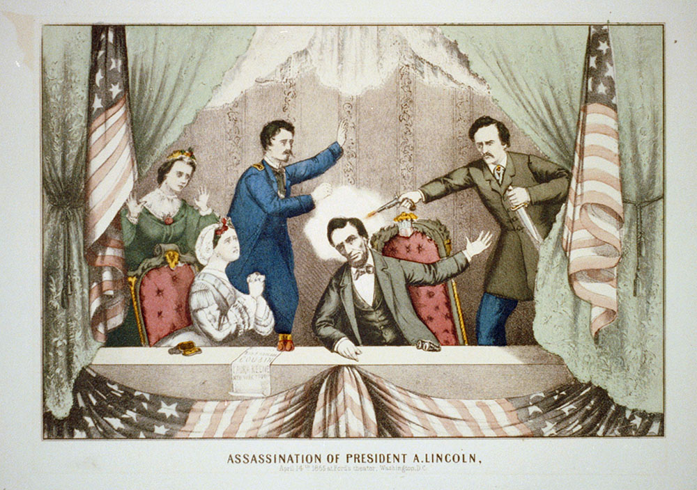 lincoln assassination Washington (cnn)on april 14, 1865, an actor and confederate sympathizer named john wilkes booth shot president abraham lincoln at.