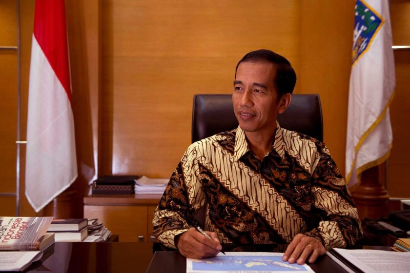 President Joko Widodo. Photo: Reuters