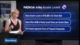 Nokia to buy Alcatel-Lucent in all share deal