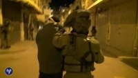 Dozens of Hamas supporters detained in overnight West Bank raid