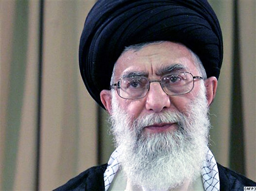 "Khamenei says Iran nuclear weapons are a U.S. ""myth"""