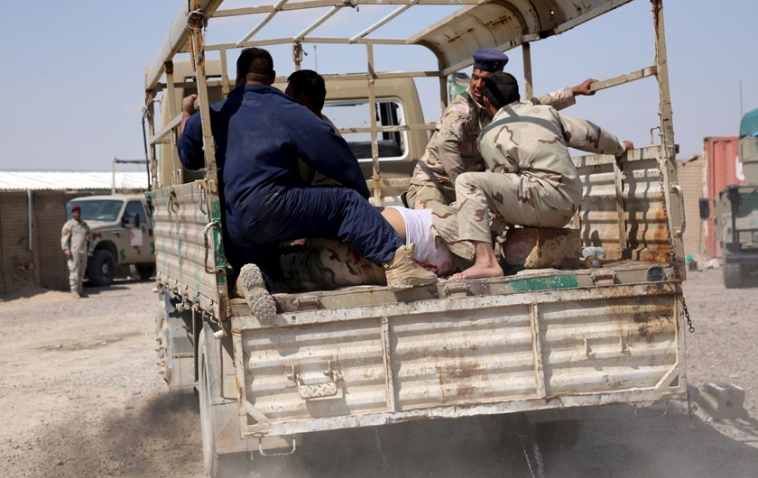 More than 90,000 people flee violence in Iraq's Anbar province-UN