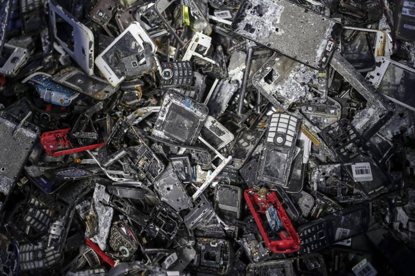 US, China top dumping of electronic waste; little recycled