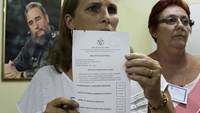 Dissidents stand in Cuban municipal elections