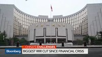 China cuts banks' reserve ratio to 18.5%