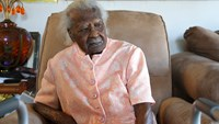 World's oldest person says faith the key to longevity