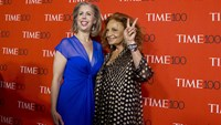 Time magazine parties with influence