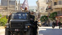 Islamist fighters seize Syria's Jisr Al-Shughour