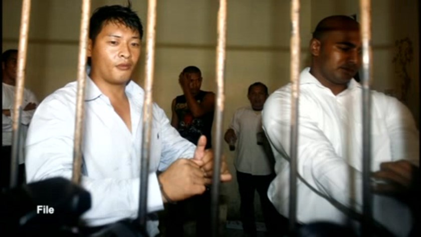 Andrew Chan and Myuran Sukumaran were convicted in 2006 as the ringleaders of a plot to smuggle heroin out of Indonesia. Photo: Reuters