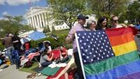 U.S. Supreme Court may be on cusp of declaring right to gay marriage