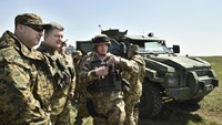Ukraine's ceasefire under pressure, amid reports of servicemen killed