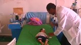 UNICEF brings aid relief to bombing victims in Sanaa, including children