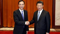 China welcomes Taiwan's aim to join AIIB