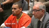 Chris Brown named as assault suspect