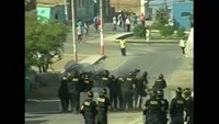 More clashes erupt in Peru over plans to build copper mines