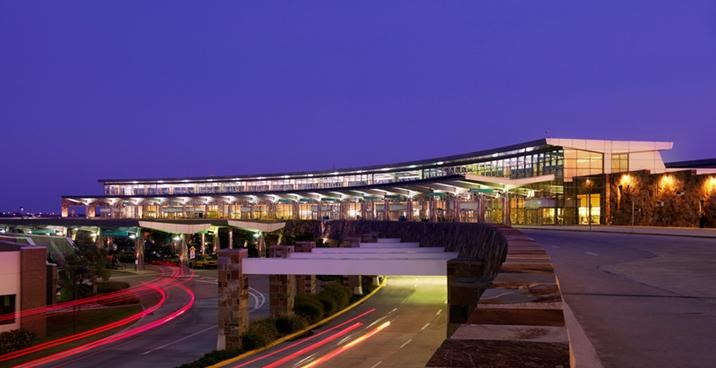 The Will Rogers World Airport in Oklahoma City. File photo