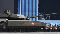 Meet Russia's new multi-million-dollar battle tank