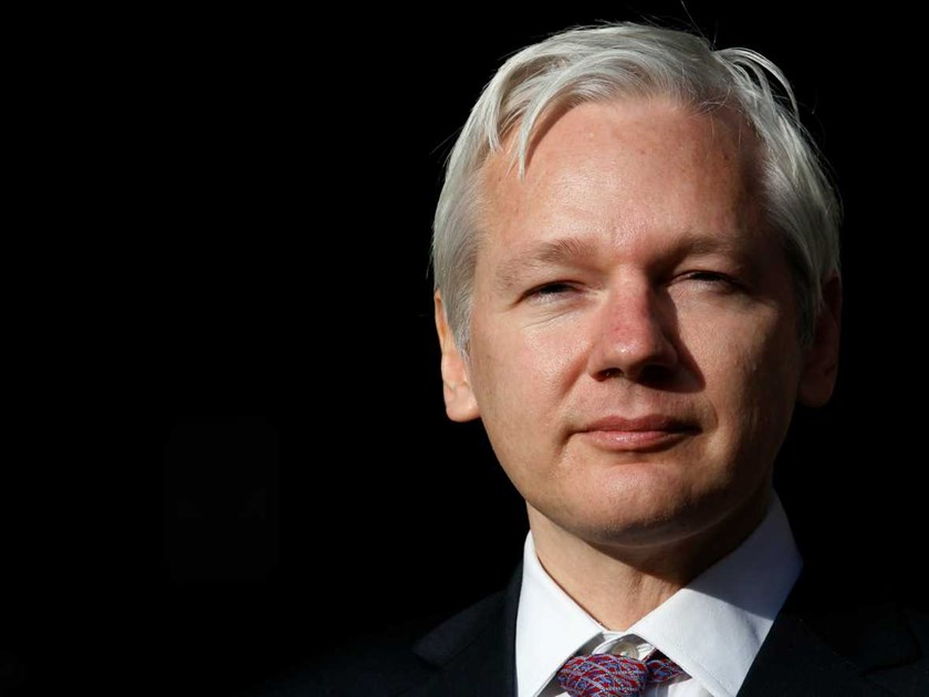WikiLeaks founder Julian Assange. File photo