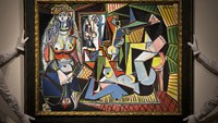 Picasso painting sells for $179.4 million, smashing art auction record