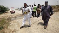 Over 40 die in Pakistan bus attack