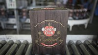 Havana Club Cuban rum ready to rediscover America