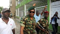 Burundi's coup generals arrested: official