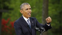 Obama says Israel-Palestinian two-state solution 'vital' for peace
