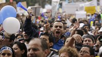 Thousands turn out for anti-government protest in Guatemala City