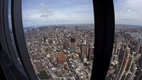 World Trade Center observatory offers bird's-eye view of New York