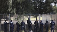 Mexico gunfight kills 43 as government hits gang hard